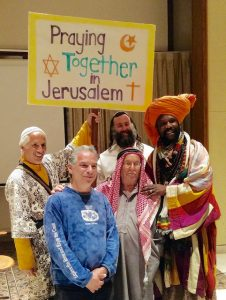 Mai 2016: Praying Together in Jerusalem