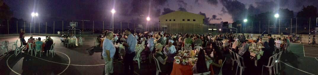 Jährliches interreligiöses Iftar (Fastenbrechen) im Juni 2016